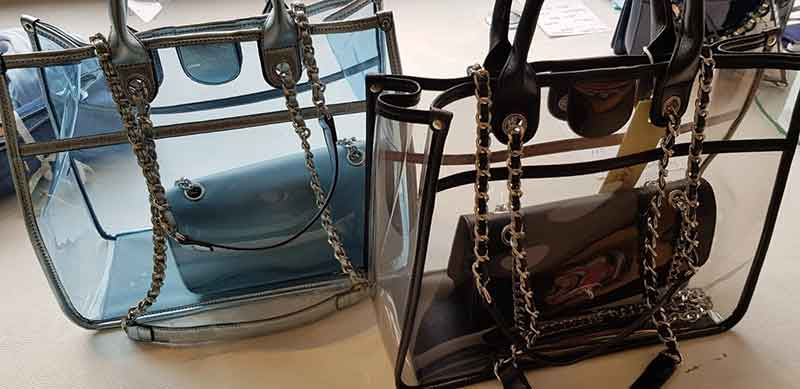 Accessoire / modische Handtaschen bei Bini-Moden, Castrop-Rauxel